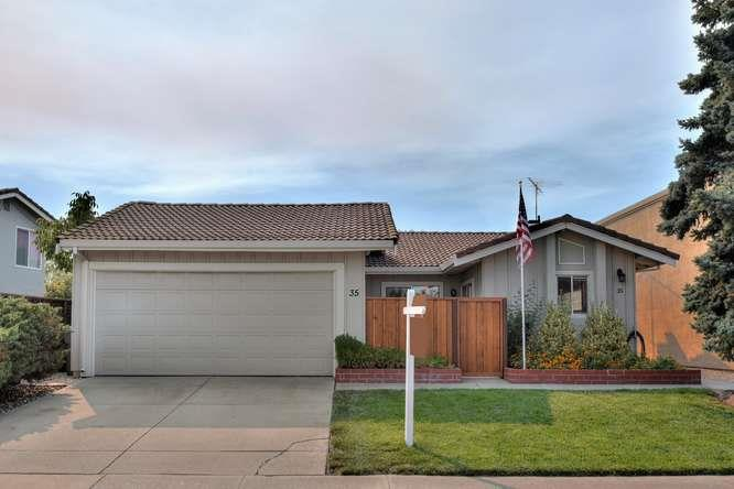 35 S Terrace Court, San Jose, CA 95138
