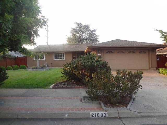 21683 Terrace Dr, Cupertino, CA 95014