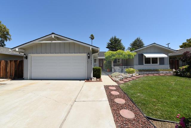 1600 Danromas Way, San Jose, CA 95129