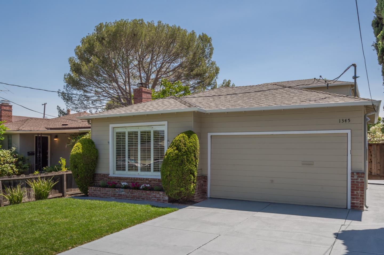 1345 Howard Ave, San Carlos, CA 94070