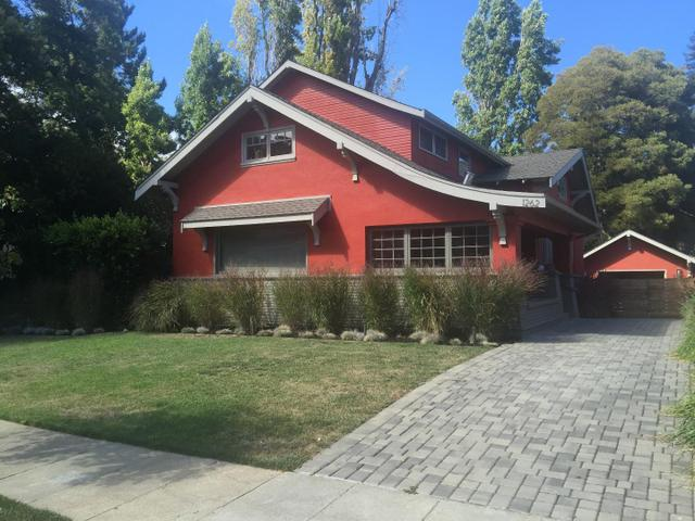 1262 Balboa Ave, Burlingame, CA 94010