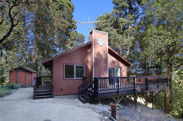 250 Via Paloma, Boulder Creek, CA 95006