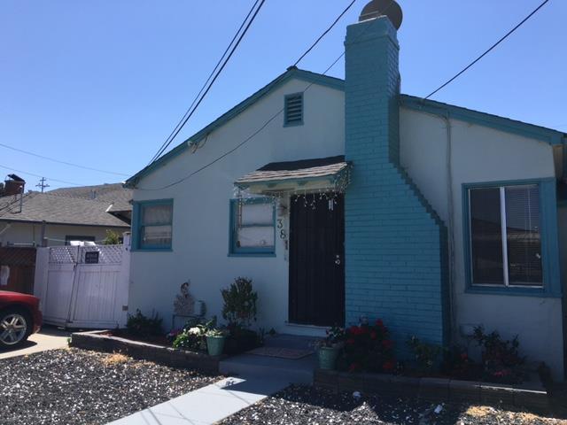 381 N Eldorado St, San Mateo, CA 94401