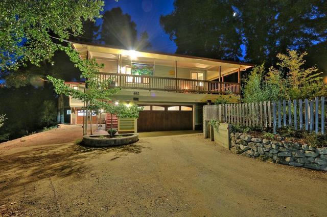 482 Alder Rd, Boulder Creek, CA 95006