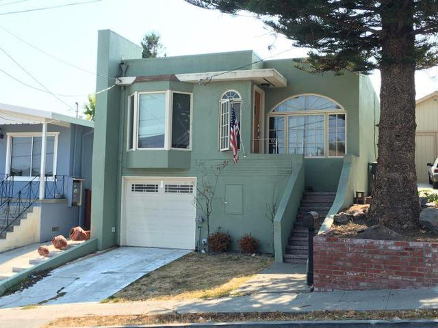 539 Chestnut Ave, San Bruno, CA 94066