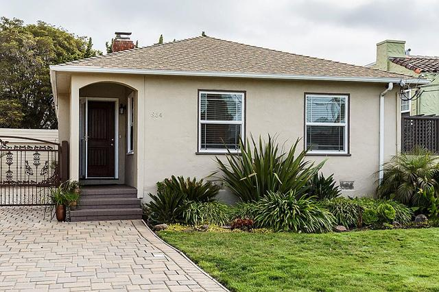 864 N Claremont St, San Mateo, CA 94401