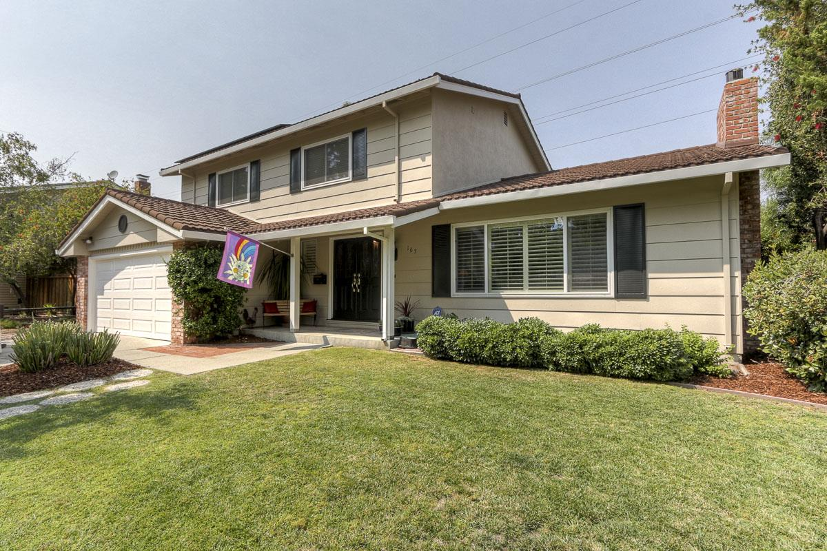 165 Anne Way, Los Gatos, CA 95032