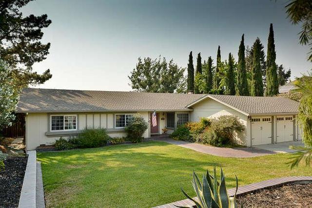 15910 Oakridge Rd, Morgan Hill, CA 95037
