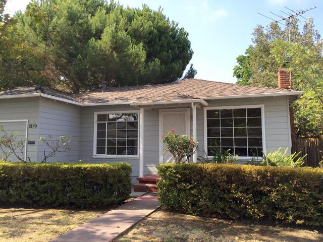 2170 Park Blvd, Palo Alto, CA 94306