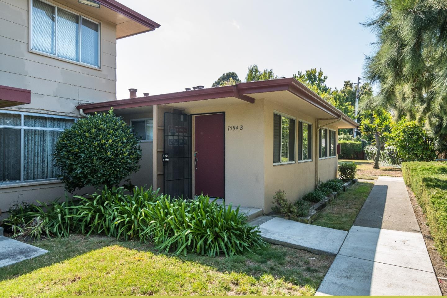 1504 Day Avenue #B, San Mateo, CA 94403