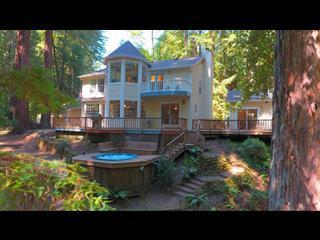16405 Jamison Creek Rd, Boulder Creek, CA 95006