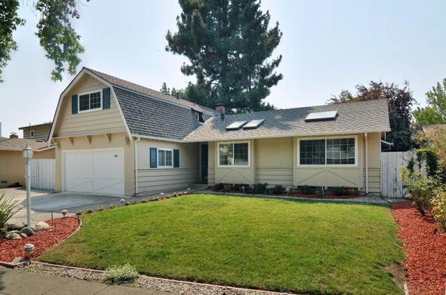 1041 S Daniel Way, San Jose, CA 95128