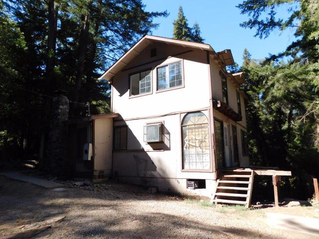 206 Crescent Dr, Boulder Creek, CA 95006