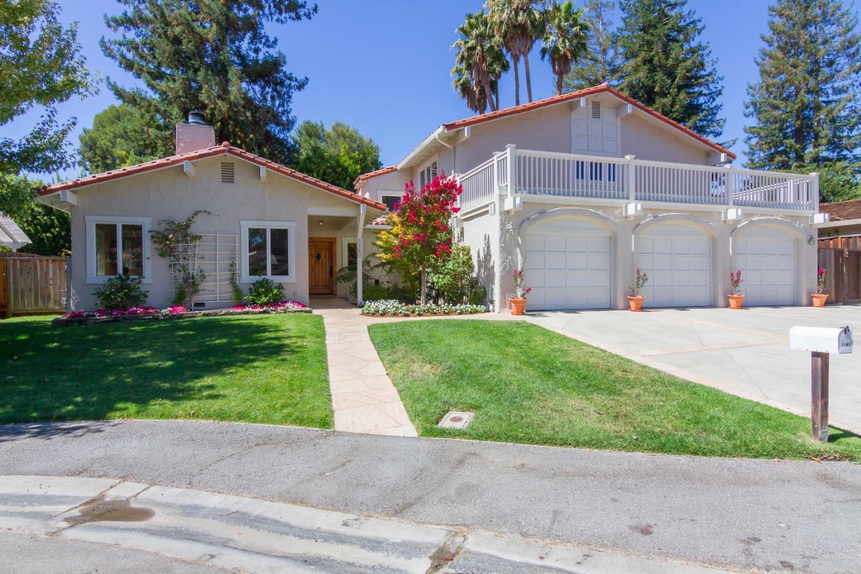 1140 Deanna Drive, Menlo Park, CA 94025