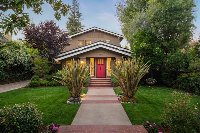 833 Hamilton Ave, Palo Alto, CA 94301