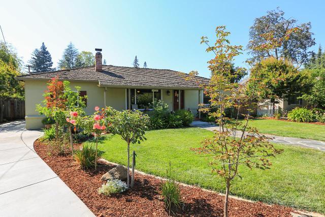 1024 Mercedes Ave, Los Altos, CA 94022