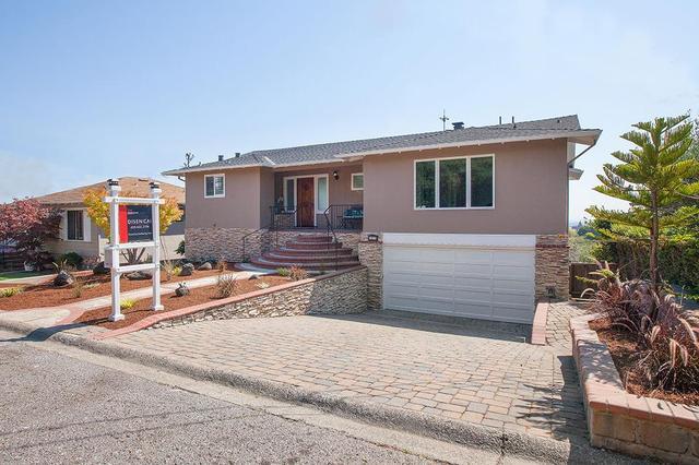 1279 Vista Grande, Millbrae, CA 94030