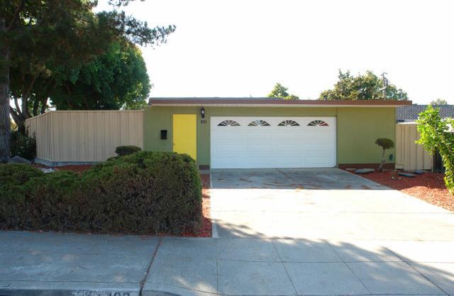 1493 Chickadee Ct, Sunnyvale, CA 94087