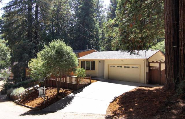 1129 Rambling Rd, Boulder Creek, CA 95006