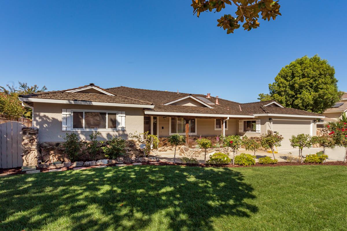 3384 Lubich Drive, Mountain View, CA 94040