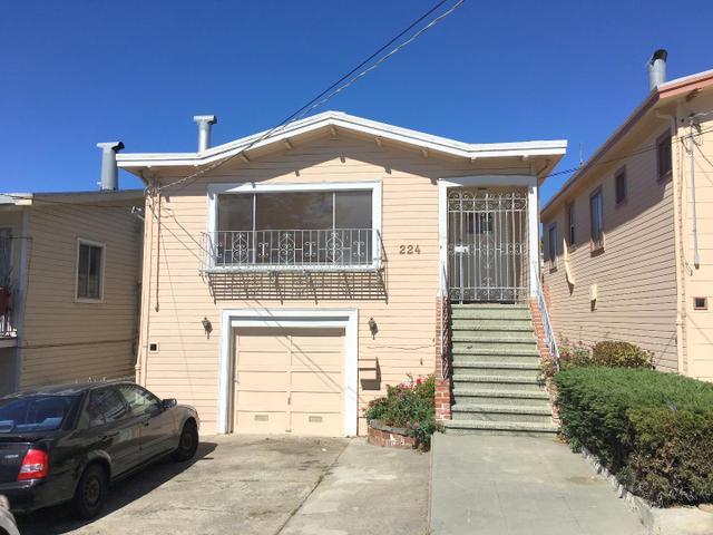 224 Wheeler Ave, San Francisco, CA 94134