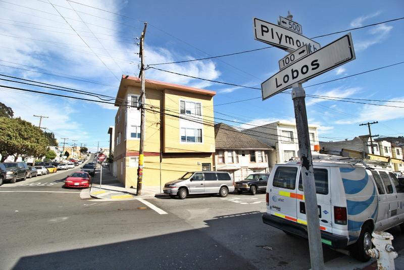 450 452 Plymouth Avenue, San Francisco, CA 94112
