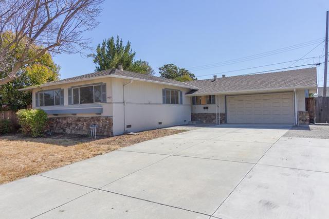 3402 Wheeling Dr, Santa Clara, CA 95051