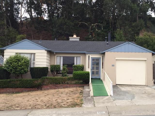 935 Foothill Dr, Daly City, CA 94015