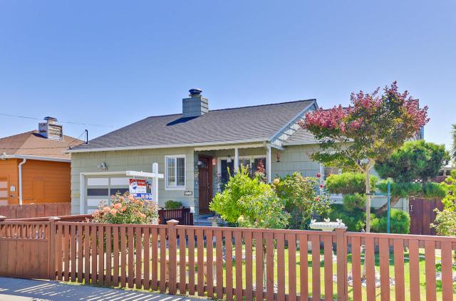 1536 Lorraine Ave, San Mateo, CA 94401