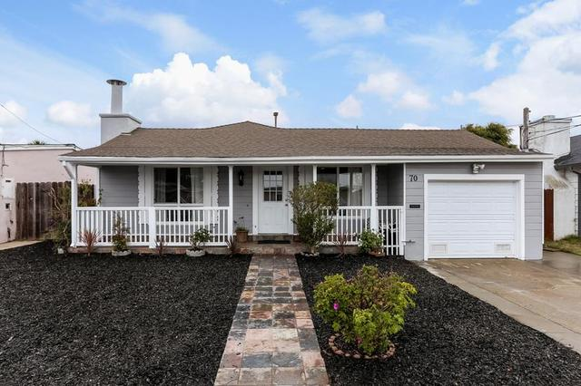 70 Calvert Ave, South San Francisco, CA 94080