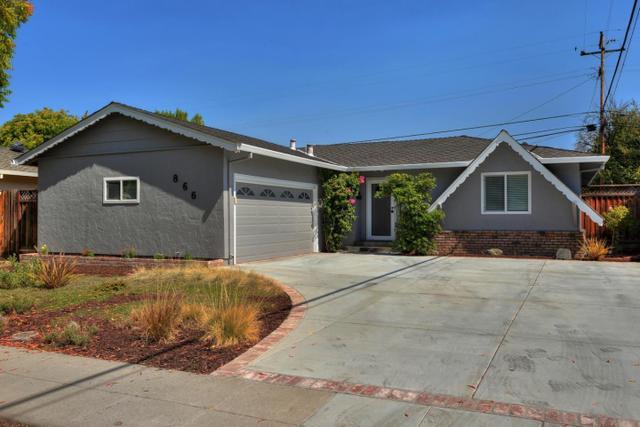 866 Hibiscus Ln, San Jose, CA 95117
