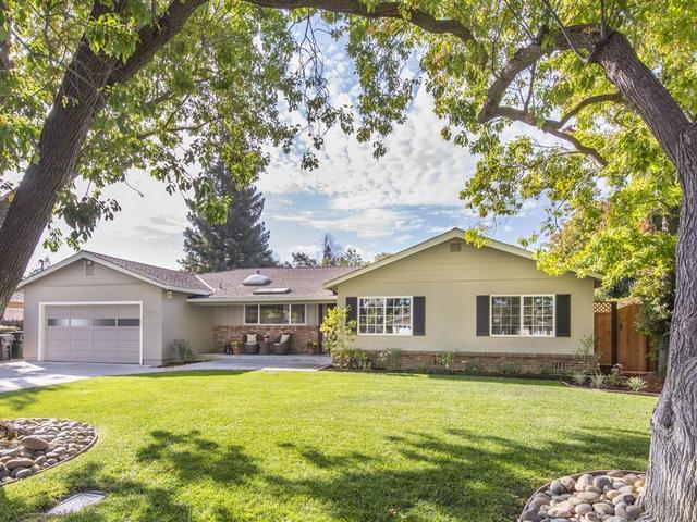 1425 Fallen Leaf Ln, Los Altos, CA 94024