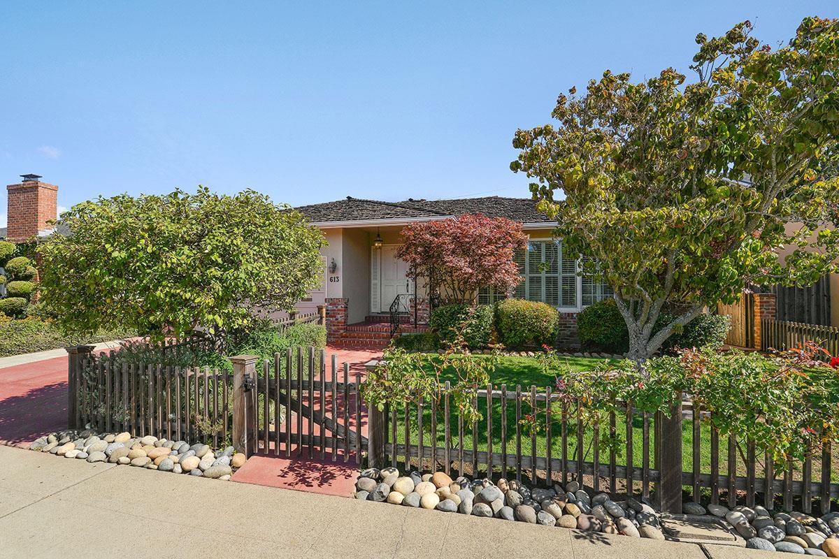 613 Maple Street, San Mateo, CA 94402