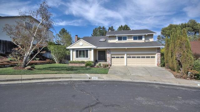 1412 Crestwood Ct, San Mateo, CA 94403