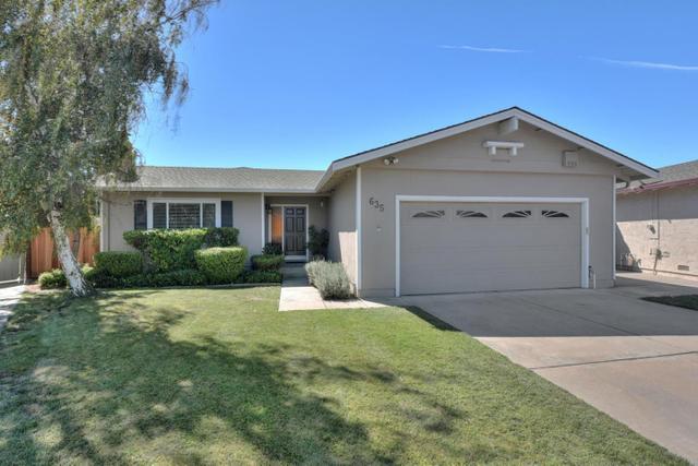 635 Royal Glen Ct, San Jose, CA 95133