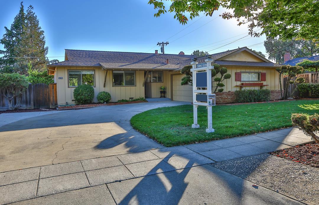 5378 Carter Avenue, San Jose, CA 95118