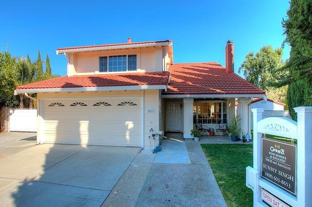 2887 Riedel Ct, San Jose, CA 95135