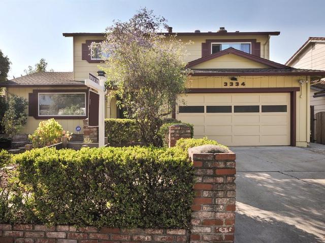 3334 Desertwood Ln, San Jose, CA 95132