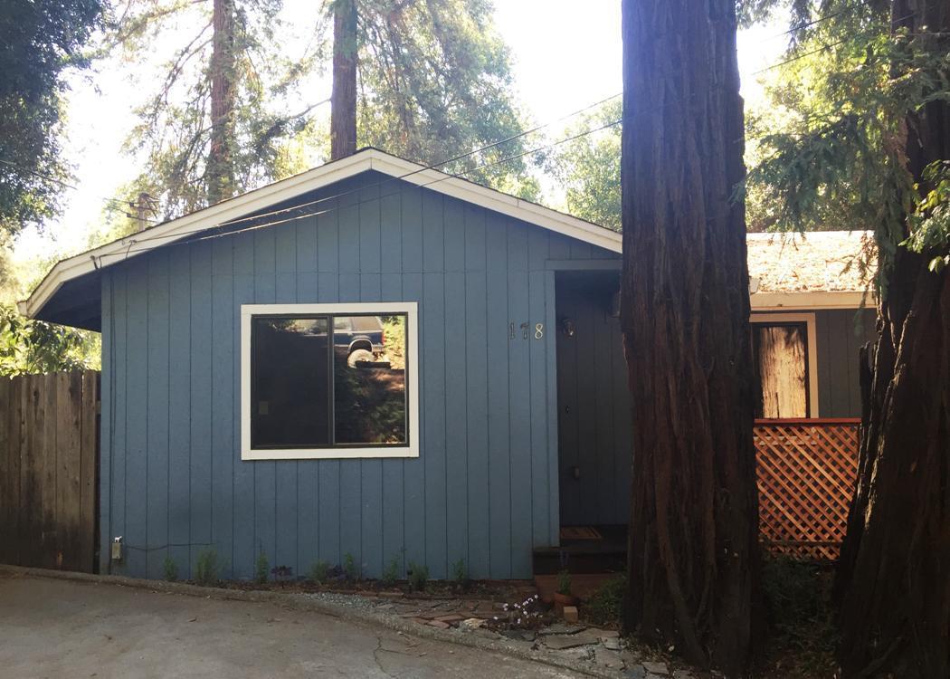178 Madrona Road, Boulder Creek, CA 95006