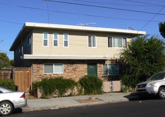 1741 Washington St, Santa Clara, CA 95050