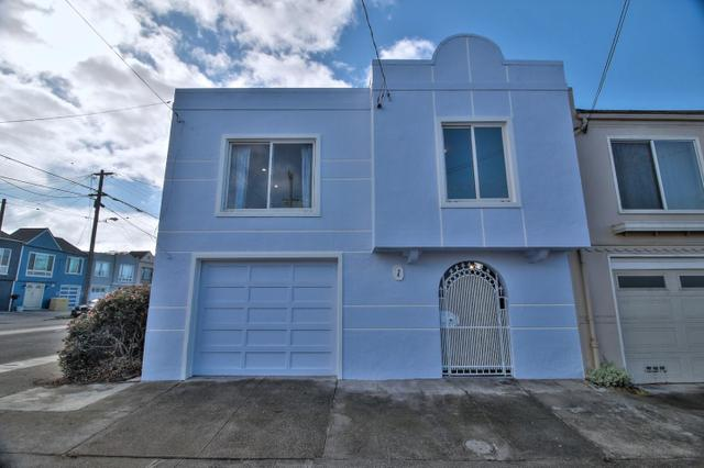 1 Cutler Ave, San Francisco, CA 94116