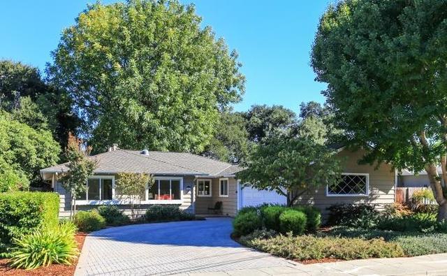 412 Shirley Way, Menlo Park, CA 94025