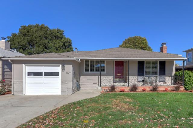 1509 Birch Ave, San Mateo, CA 94402