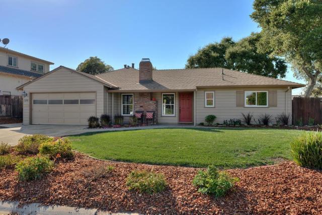 1391 Cordilleras Ave, Sunnyvale, CA 94087