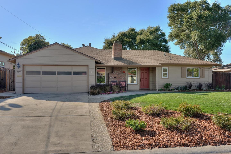 1391 Cordilleras Avenue, Sunnyvale, CA 94087