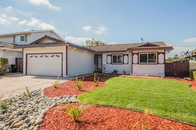 2133 Ashwood Ln, San Jose, CA 95132