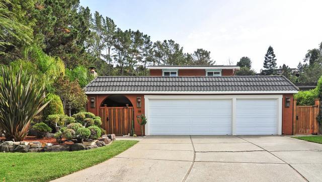118 Crestview Ct, San Carlos, CA 94070