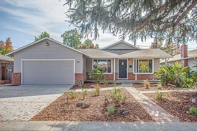 982 W Olive Ave, Sunnyvale, CA 94086