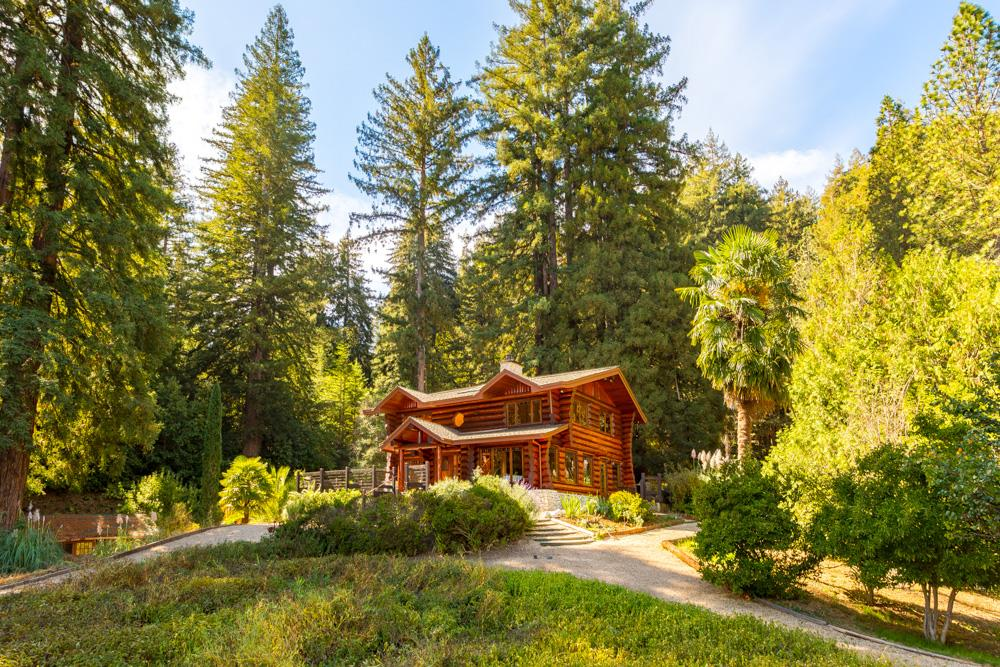 1 Flintlock Lane, Ben Lomond, CA 95005