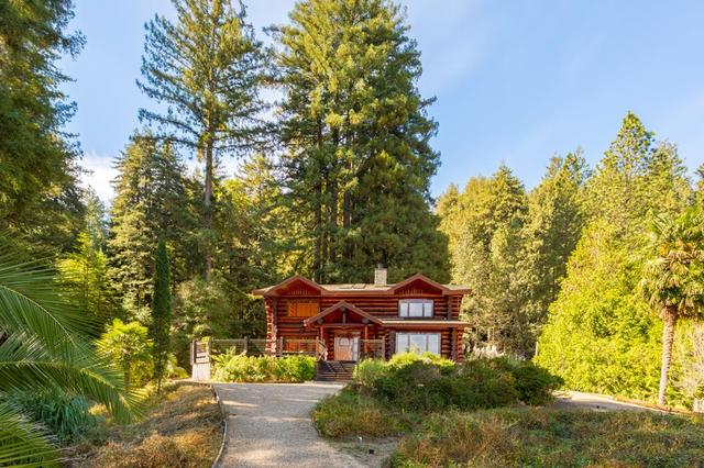 1 Flintlock Ln, Ben Lomond, CA 95005